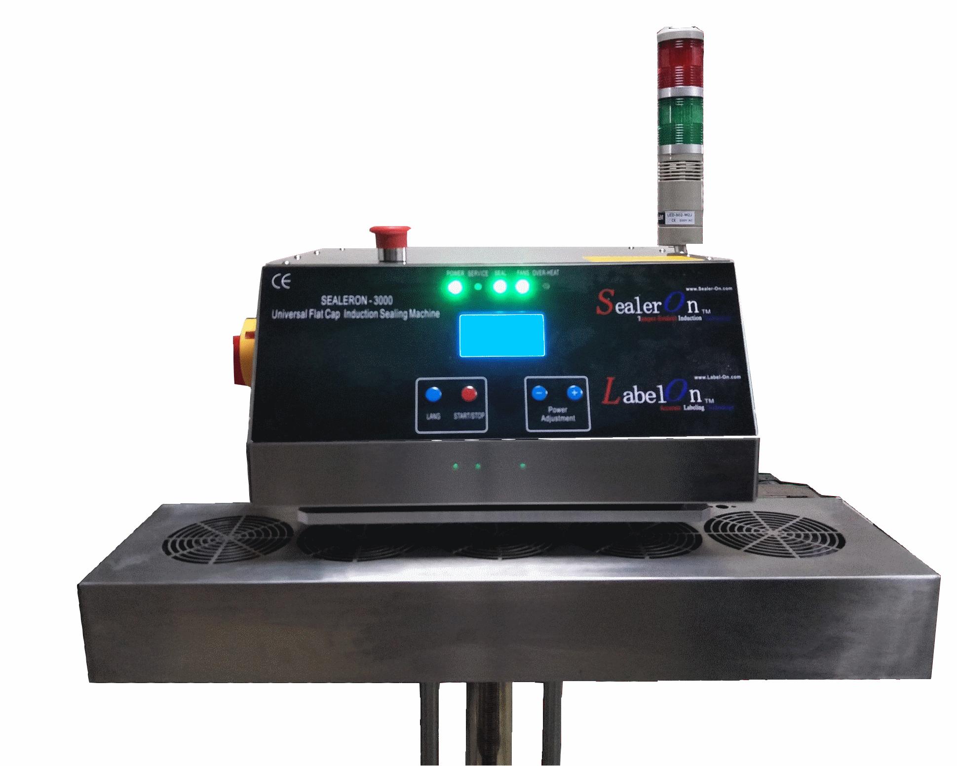 Induction Sealing SealerOn3000